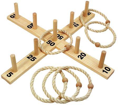 Jeux et jouets en bois infos et conseils jeux de for Jeu exterieur bois